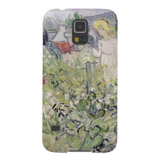 Mademoiselle Gachet in her garden Galaxy S5 Covers