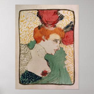 Mademoiselle Marcelle Lender, 1895 Poster