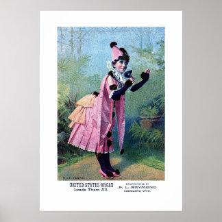 Mademoiselle Vanoni Posters