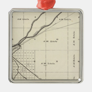 Madera County, California 2 Christmas Ornament