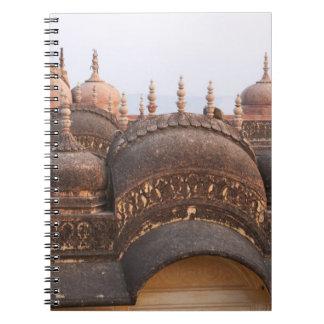 Madhavendra Palace at sunset, Jaipur Notebooks