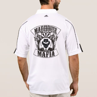 Madhouse Mafia Darts Team Polo Shirt