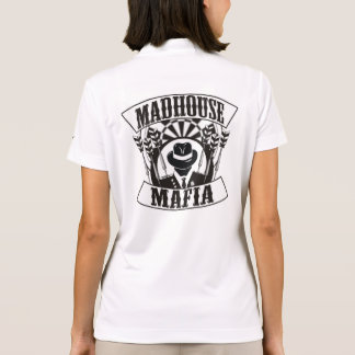 Madhouse Mafia Darts Team Polo Shirt