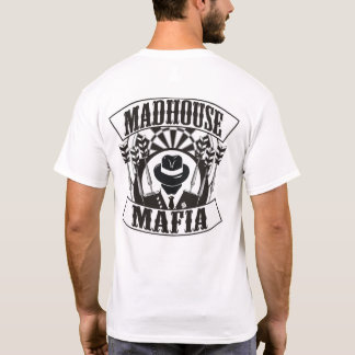 Madhouse Mafia Darts Team T-Shirt