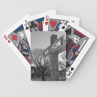 Madison Alabama Playing Cards