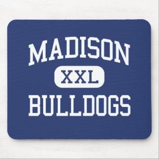 Madison Bulldogs Middle Seattle Washington Mousepad