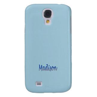 Madison Customized Samsung Galaxy cover