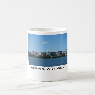 Madison Daylight Skyline Mug