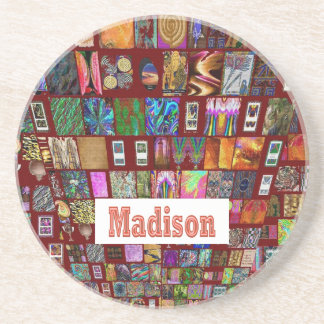 MADISON - Elegant gifts to n from Madison Beverage Coaster