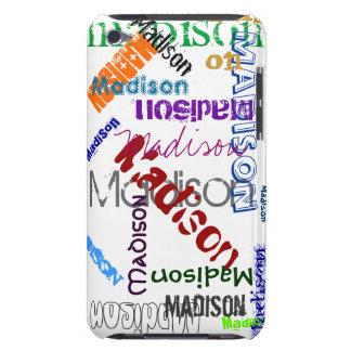 Madison Graffiti iPod case iPod Touch Cover