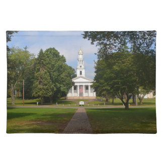 Madison Green Placemat Cloth Placemat