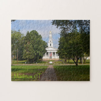 Madison Green Puzzle