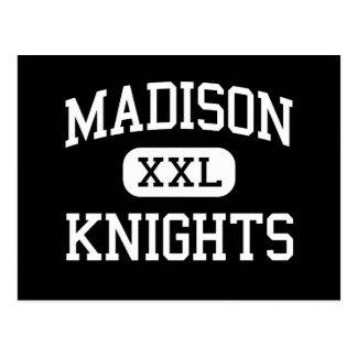 Madison - Knights - University - Milwaukee Postcard