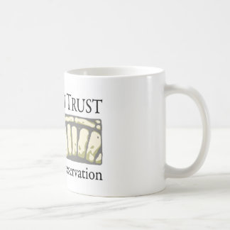 Madison Trust for Historic Preservation Basic White Mug