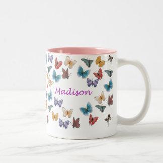 Madison Two-Tone Mug