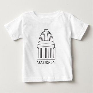 Madison Wisconsin Capitol Building Shirt