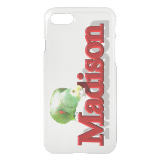 Madison with Parrot iPhone 8/7 Case