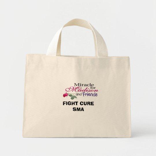 madisonandfriends, FIGHT CURE SMA Mini Tote Bag