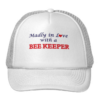 Madly in love with a Bee Keeper Cap