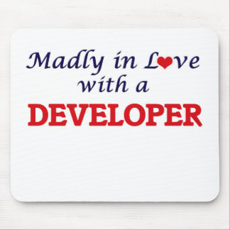 Madly in love with a Developer Mouse Pad