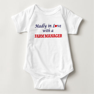 Madly in love with a Farm Manager Tee Shirts