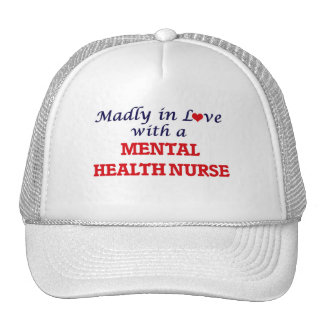 Madly in love with a Mental Health Nurse Cap