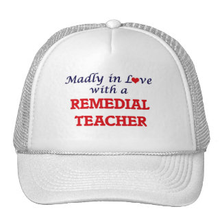 Madly in love with a Remedial Teacher Cap