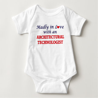 Madly in love with an Architectural Technologist Tees