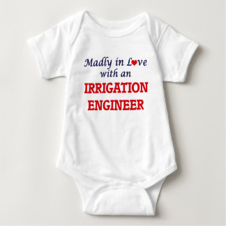 Madly in love with an Irrigation Engineer T Shirt