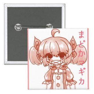 Madoka Kaname Button