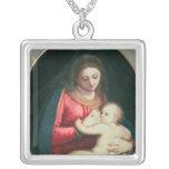 Madonna and Child, 1598 Custom Jewelry