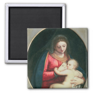 Madonna and Child, 1598 Magnet