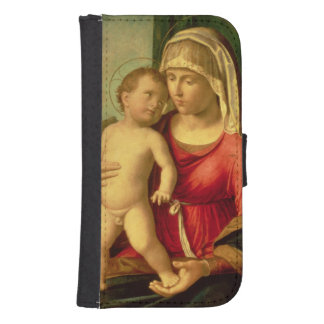 Madonna and Child 2 3 Galaxy S4 Wallet