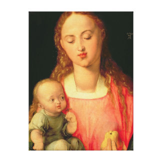 Madonna and Child 2 Canvas Print