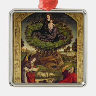 Madonna and Child 2 Christmas Ornament