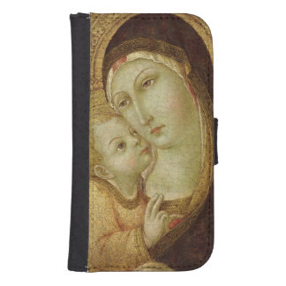 Madonna and Child 2 Galaxy S4 Wallet