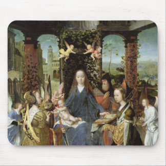 Madonna and Child 3 Mouse Mat