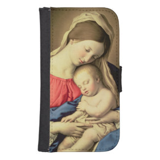 Madonna and Child 3 Phone Wallets
