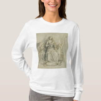 Madonna and Child 3 T-Shirt