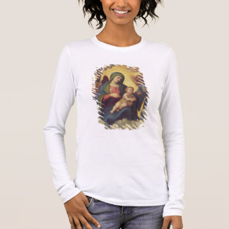 Madonna and Child and child in Glory, c.1520 (oil Long Sleeve T-Shirt