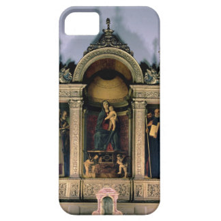 Madonna and Child and Saints (triptych altarpiece) Barely There iPhone 5 Case