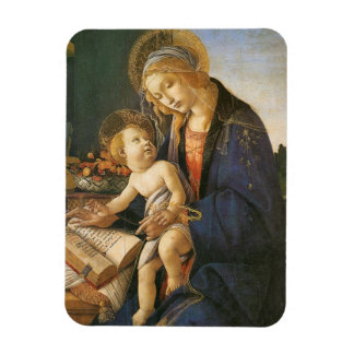 Madonna and Child Botticelli Flexible MAGNET