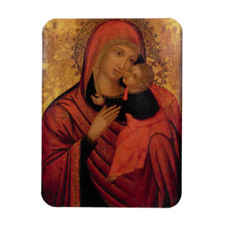 Madonna and Child, c.1650 (panel) Magnet