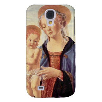 Madonna and Child Galaxy S4 Cases