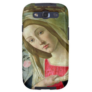 Madonna and Child Crowned by Angels, detail of the Galaxy S3 Case