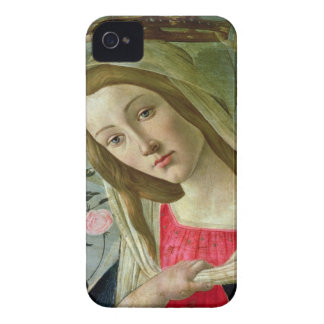 Madonna and Child Crowned by Angels, detail of the Case-Mate iPhone 4 Cases