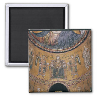 Madonna and Child Enthroned Magnet