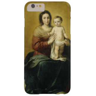 Madonna and Child, Fine Art Christmas Phone case