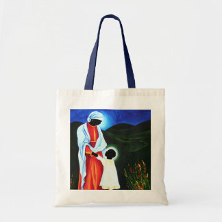 Madonna and child - First steps 2008 Tote Bag
