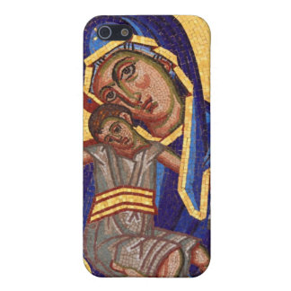 madonna and child iPhone 5/5S case